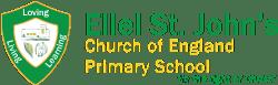 Ellel St John's CE Primary School Logo
