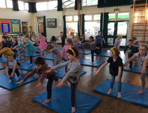 Children in Need Yoga