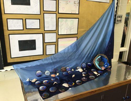 Here We Are Ocean Artwork