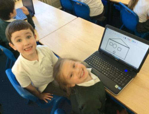 Objects and Shapes in ICT