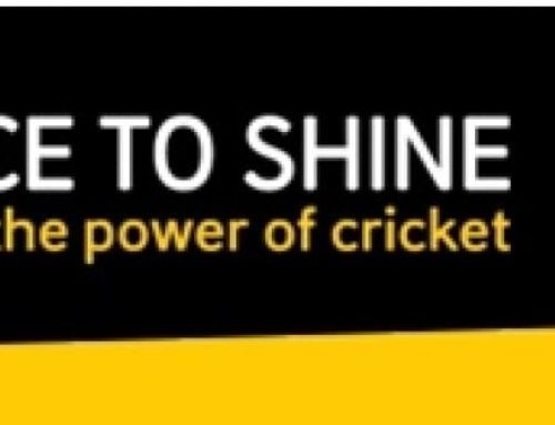 Chance to Shine LIVE! Cricket Session