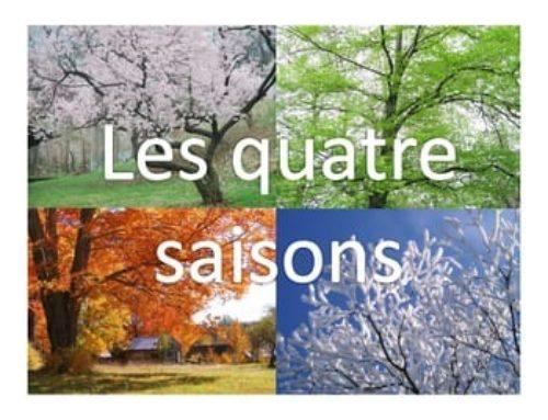 French – Les quatre saisons