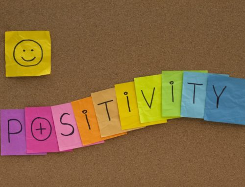Positivity is our Superpower!