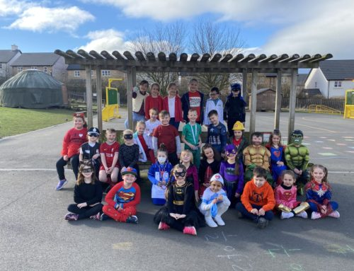 Holly Class- Red Nose Day