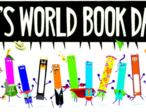 World Book Day – Storytime with Mrs Padfield