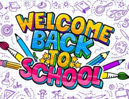 Welcome back Holly Class!