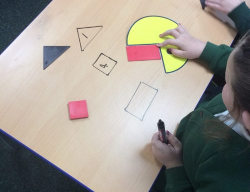 Finding angles of 2D Shapes