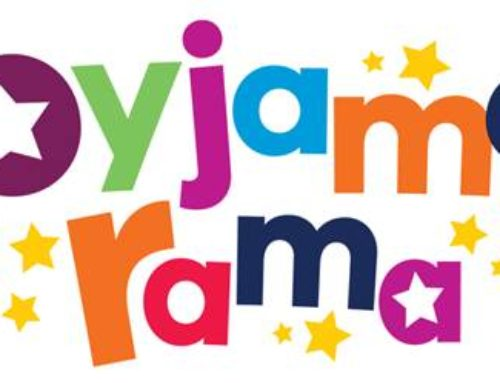 Pyjamarama Day in Oak Class