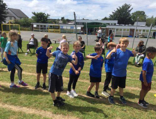 Hazel Class Sports Day!
