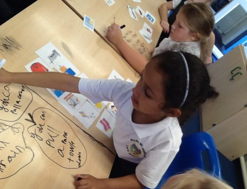 Look what we have been up to in Hazel Class!