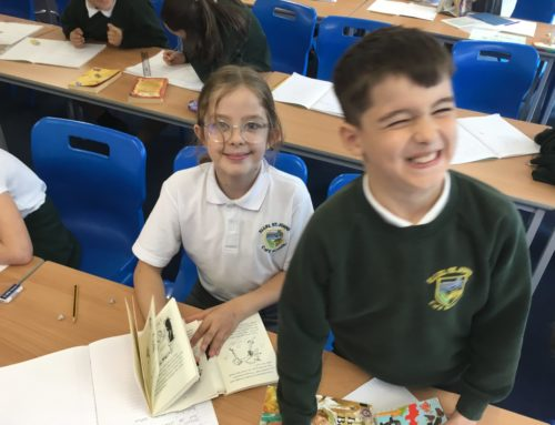 Sycamore Class Learning 1