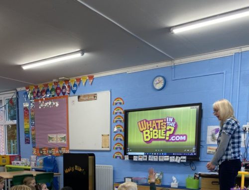 NISCU visit to Holly Class