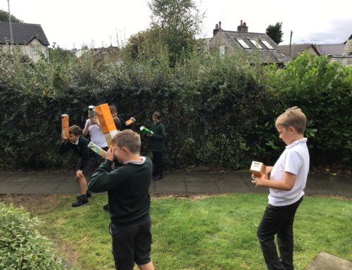 Science – Making Periscopes
